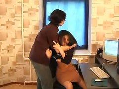 sekretarin sex gezwungen